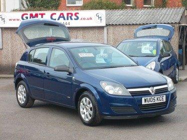 Vauxhall Astra 1.4I 16V CLUB GOOD VALUE