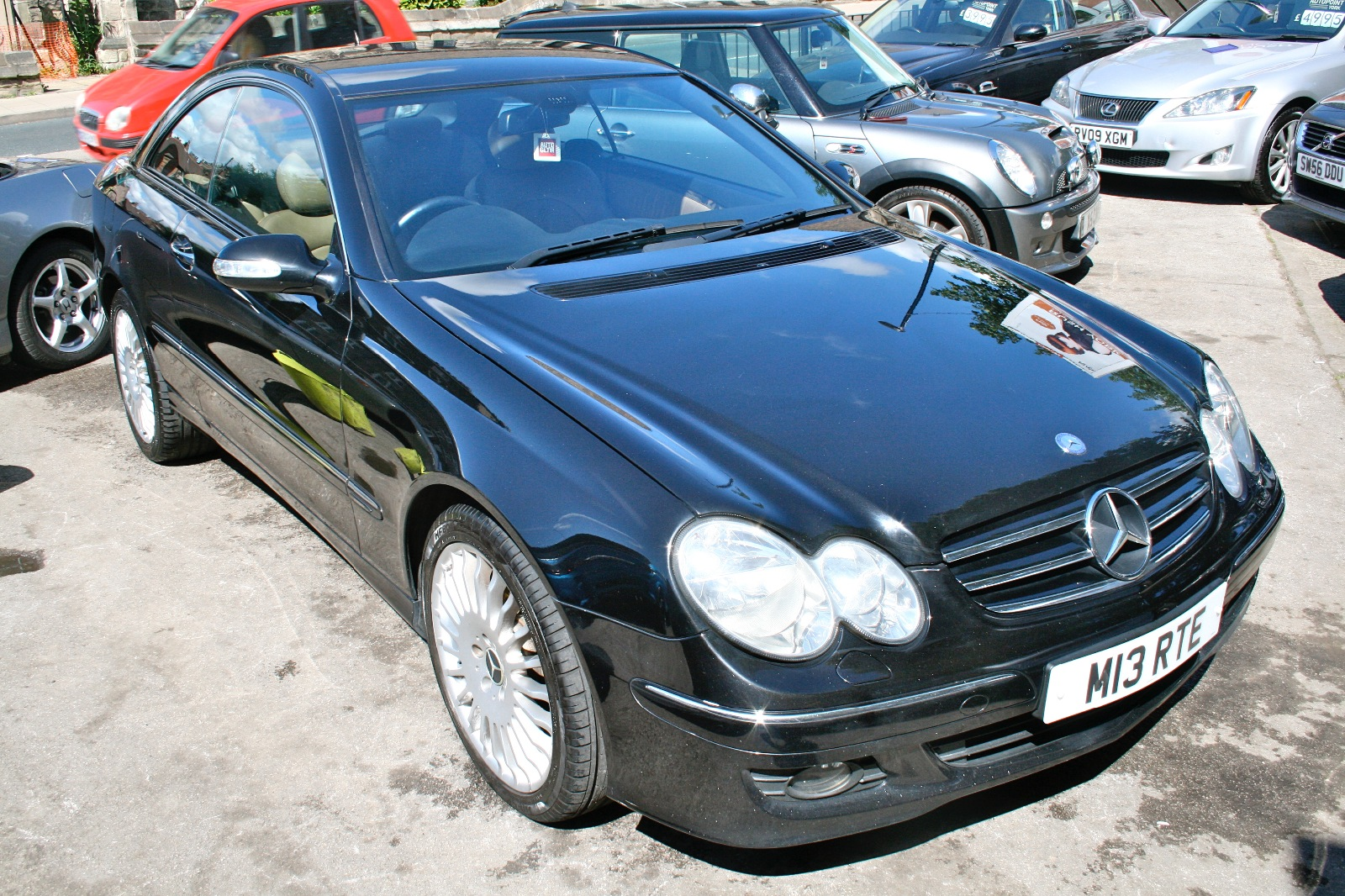 autopoint york ltd mercedes clk clk 320 cdi avantgarde. Black Bedroom Furniture Sets. Home Design Ideas