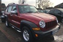 Jeep Cherokee CRD SPORT