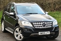 Mercedes M Class ML350 CDI BLUEEFFICIENCY SPORT