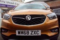 Vauxhall Mokka X 1.6 DESIGN NAV BLUE CDTI 134 6SP AUTOMATIC