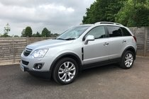 Vauxhall Antara 2.2 CDTi [181] SE Nav AWD (s/s) 5dr (6 Speed)