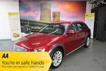 Audi A4 ALLROAD TFSI QUATTRO