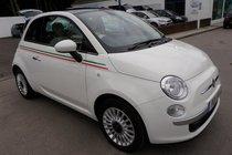Fiat 500 1.4-16v Lounge
