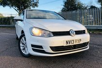 Volkswagen Golf SE TSI BLUEMOTION TECHNOLOGY DSG