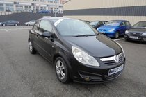 Vauxhall Corsa 1.4I 16V CLUB Finance Available