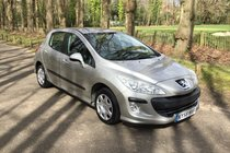Peugeot 308 S LOW LOW MILEAGE AUTOMATIC AIR CONDITIONING LONG MOT