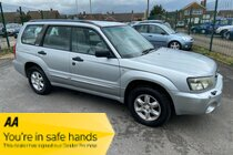 Subaru Forester X ALL WEATHER - FULL MOT - 9x SERVICE STAMPS - AUTOMATIC