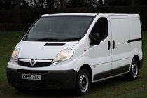 Vauxhall Vivaro 2900CDTI SWB SHR NOT TRAFIC