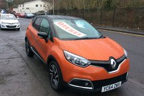 Renault Captur DYNAMIQUE S MEDIANAV BUY NO DEP & £41 A WEEK T&C APPLY