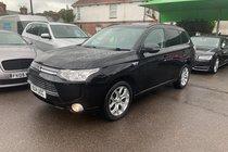 Mitsubishi Outlander 2.0 GX4h 4x4 5dr (5 seats)