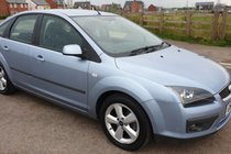 Ford Focus ZETEC CLIMATE - FULL MOT - ONLY 53,000 MILES