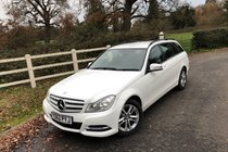 Mercedes C Class C180 BLUEEFFICIENCY EXECUTIVE SE