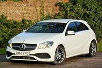 Mercedes A Class A 180 AMG Line DCT