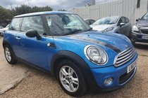 MINI Hatch ONE PIMLICO