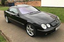 Mercedes CL CL600