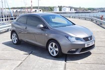 SEAT Ibiza TOCA  #FINANCEAVAILABLE