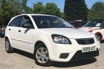 Kia Rio 1.4 1 5 DOOR ** 2010 MODEL + 1 OWNER FROM NEW + ONLY 60K MILES + MOT 2019 NO ADVISORIES **
