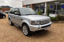 Land Rover Range Rover Sport SPORT HSE TDV6 AUTO