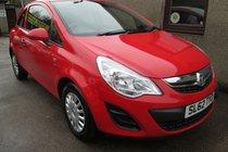 Vauxhall Corsa S 1.0i 12v ecoFLEX, MOT'D, SERVICED, WARRANTIED  & AA