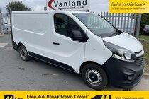 Vauxhall Vivaro L1H1 2700 CDTI BITURBO S/S