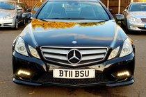 Mercedes E Class E220 CDI BLUEEFFICIENCY SPORT