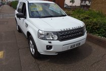 Land Rover Freelander eD4 GS 2WD
