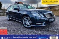 Mercedes E Class E250 CDI BLUEEFFICIENCY SPORT