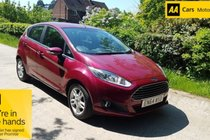 Ford Fiesta Zetec 1.0 80PS Start/Stop