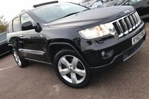 Jeep Grand Cherokee 3.0 V6 CRD OVERLAND AUTO PANORAMIC ROOF