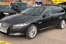 Jaguar XF 3.0d V6 Luxury Sportbrake (s/s) 5dr