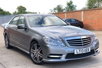 Mercedes E Class E220 CDI BLUEEFFICIENCY S/S SPORT