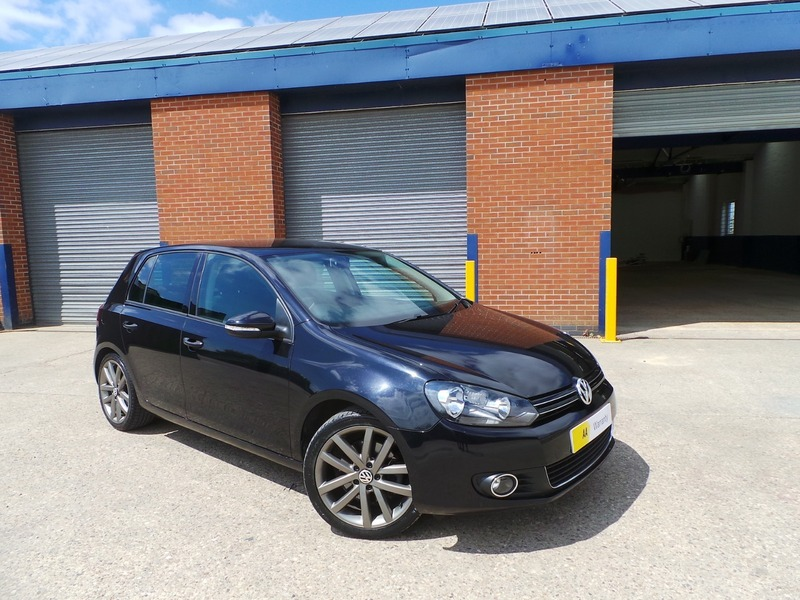 Volkswagen Golf Gt 1 4 Tsi 160 Ps Sam Smith Motor Retail Ltd