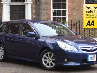 Subaru Legacy 2.5i SE Lineartronic