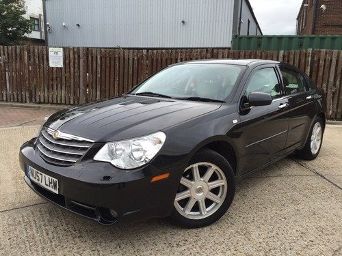 Chrysler Sebring 2.4 Limited 4dr