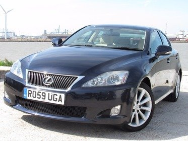 Lexus IS 250 2.5I V6 SE-I