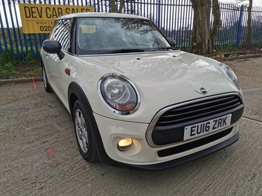MINI Hatch 1.2 One Auto (s/s) 3dr