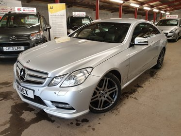 Mercedes E Class E250 CDI BLUEEFFICIENCY SPORT ED125