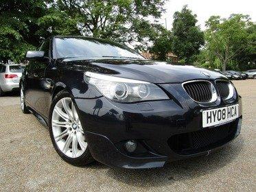 BMW 525 525d M SPORT