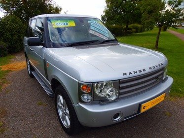 Land Rover Range Rover 4.4 V8 VOGUE