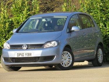 Volkswagen Golf Plus 1.6 TDI BLUEMOTION S 105PS