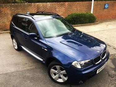 BMW X3 SPORT