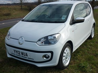 Volkswagen Up 1.0 75PS up! white