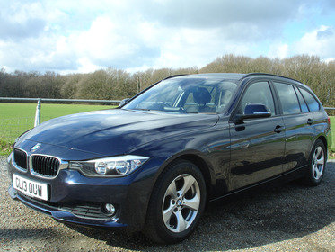BMW 3 SERIES 2.0 320d EFFICIENTDYNAMICS TOURING