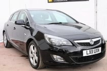 Vauxhall Astra SRi 1.7CDTi 16v (110PS)