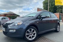 Fiat Punto GBT used car in Metallic Grey