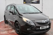 Vauxhall Zafira EXCLUSIV 1.4i 140PS Turbo