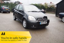 Toyota Yaris VVTI COLOUR COLLECTION ONLY 58,866 MLES ! FULL TOYOTA SERVICE HISTORY ! 1 OWNER FROM NEW !