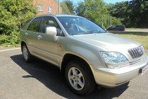 Lexus RX 300 SE AUTO,only 42k ,1 former owner