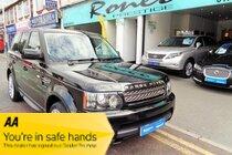 Land Rover Range Rover Sport SDV6 HSE,AUTO,FACELIFT MODEL STUNNING EXAMPLE